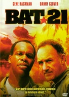 Bat*21 - Czech DVD cover (xs thumbnail)