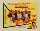 The Delinquents - Movie Poster (xs thumbnail)