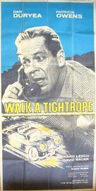 Walk a Tightrope - British Movie Poster (xs thumbnail)