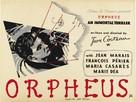 Orphée - British Movie Poster (xs thumbnail)