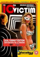 La decima vittima - British DVD cover (xs thumbnail)