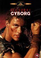 Cyborg - British DVD movie cover (xs thumbnail)