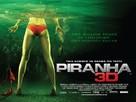 Piranha - British Movie Poster (xs thumbnail)
