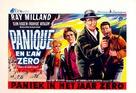 Panic in Year Zero! - Belgian Movie Poster (xs thumbnail)