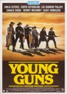 Young Guns - Italian Movie Poster (xs thumbnail)