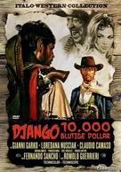 10.000 dollari per un massacro - German Movie Cover (xs thumbnail)