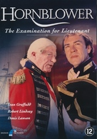 Hornblower: The Examination for Lieutenant - Dutch DVD cover (xs thumbnail)