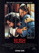 Rush - Advance movie poster (xs thumbnail)