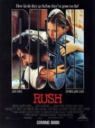 Rush - Advance poster (xs thumbnail)