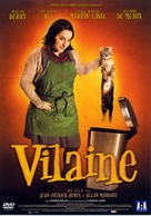 Vilaine - French Movie Cover (xs thumbnail)