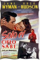 All That Heaven Allows - Spanish Movie Poster (xs thumbnail)