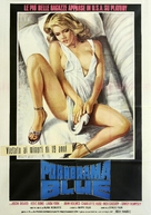 Panorama Blue - Italian Movie Poster (xs thumbnail)