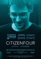 Citizenfour - Portuguese Movie Poster (xs thumbnail)