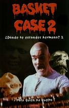 Basket Case 2 - Spanish VHS cover (xs thumbnail)