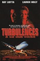 Turbulence - French Movie Poster (xs thumbnail)