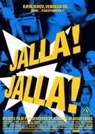 Jalla Jalla - Danish poster (xs thumbnail)