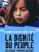 Dignidad de los nadies, La - French poster (xs thumbnail)