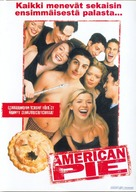 American Pie - Finnish DVD cover (xs thumbnail)