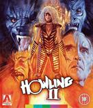 Howling II: Stirba - Werewolf Bitch - British Movie Cover (xs thumbnail)