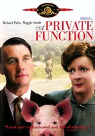 A Private Function - DVD cover (xs thumbnail)