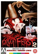 Blood Feast - British Movie Cover (xs thumbnail)