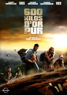 600 kilos d'or pur - French DVD movie cover (xs thumbnail)