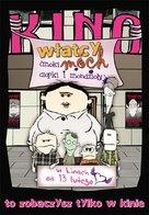 Wlatcy moch. Cmoki, Czopki i Mondzioly - Polish Movie Poster (xs thumbnail)