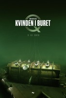 Kvinden i buret - Danish Movie Poster (xs thumbnail)