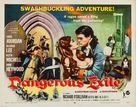 Dangerous Exile - Movie Poster (xs thumbnail)