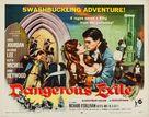 Dangerous Exile - Movie Poster (xs thumbnail)