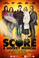 Score: A Hockey Musical - Movie Poster (xs thumbnail)