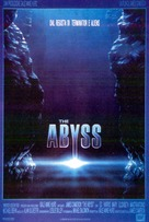 The Abyss - Italian Movie Poster (xs thumbnail)