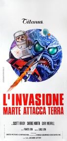 Destination Inner Space - Italian Movie Poster (xs thumbnail)