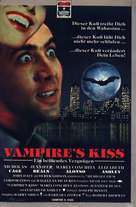 Vampire's Kiss - VHS movie cover (xs thumbnail)