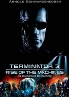 Terminator 3: Rise of the Machines - French DVD cover (xs thumbnail)