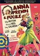 Annie Get Your Gun - Italian DVD movie cover (xs thumbnail)