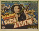 I Married Adventure - Movie Poster (xs thumbnail)