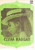 Elvira Madigan - German Movie Poster (xs thumbnail)