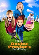Doktor Proktors prompepulver - Swiss Movie Poster (xs thumbnail)