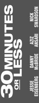 30 Minutes or Less - Logo (xs thumbnail)