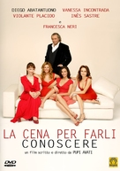 Cena per farli conoscere, La - Italian Movie Cover (xs thumbnail)