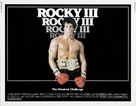 Rocky III - Movie Poster (xs thumbnail)