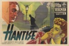 Gaslight - French Movie Poster (xs thumbnail)