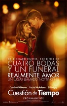 About Time - Argentinian Movie Poster (xs thumbnail)