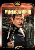 Live And Let Die - Italian DVD movie cover (xs thumbnail)