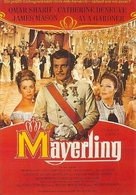Mayerling - German Movie Poster (xs thumbnail)