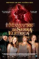 The Texas Chainsaw Massacre - Brazilian Movie Poster (xs thumbnail)