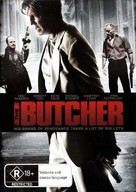The Butcher - Australian DVD cover (xs thumbnail)