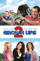 Grown Ups 2 - Video on demand movie cover (xs thumbnail)