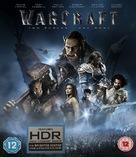 Warcraft - British Movie Cover (xs thumbnail)